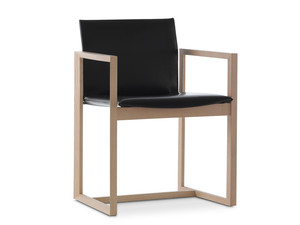 Cassina 184 Eve Chair - Wooden Frame