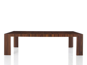 Cassina 370 El Dom Dining Table Santos Rosewood