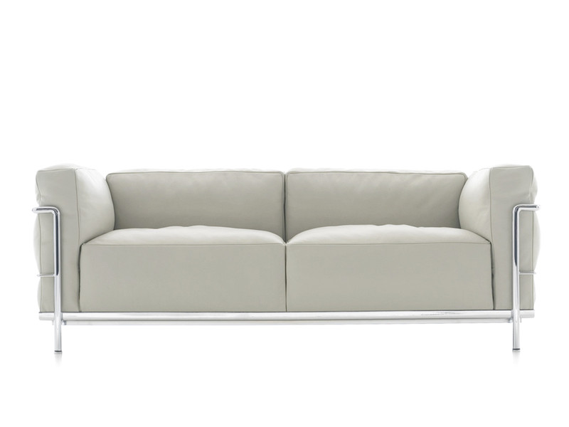 Cassina LC3 Two Seater Sofa