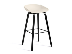 Hay About a Stool AAS32 - Cream White