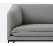 Ferm Living Turn Three Seater Sofa - Cotton