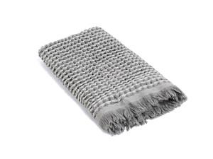 Hay Waffle Towel Light Grey