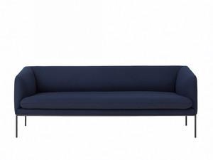 Ferm Living Turn Three Seater Sofa - Wool