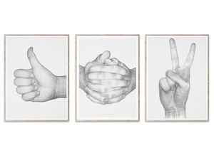 Paper Collective Hands Collection
