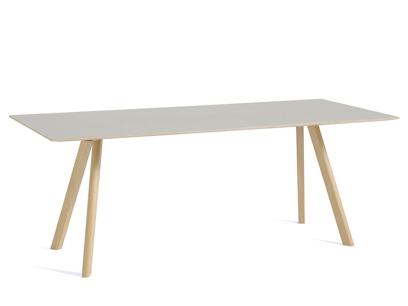 Hay Tafel Cph30 : Hay copenhague table plastic tables