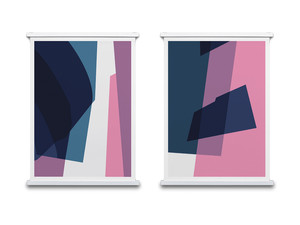 Paper Collective Plus Pink Collection