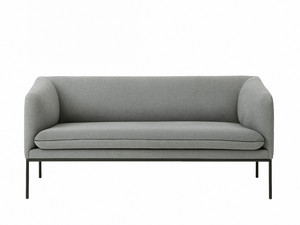 Ferm Living Turn Two Seater Sofa - Cotton