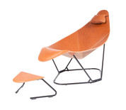 Cuero Design Abrazo Leather Armchair