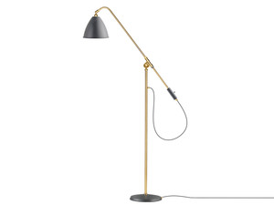 Gubi Bestlite BL4 Floor Lamp Brass