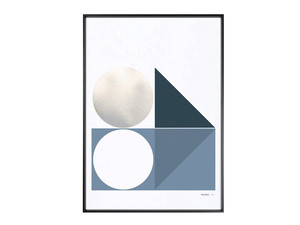 Tom Pigeon Anstruther Fall Screen Print