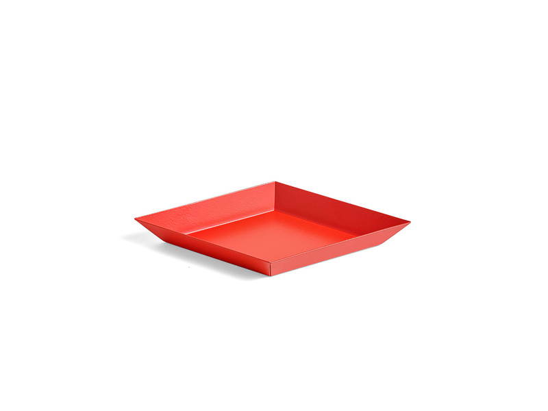 Buy The Hay Kaleido Tray Red At Nestcouk