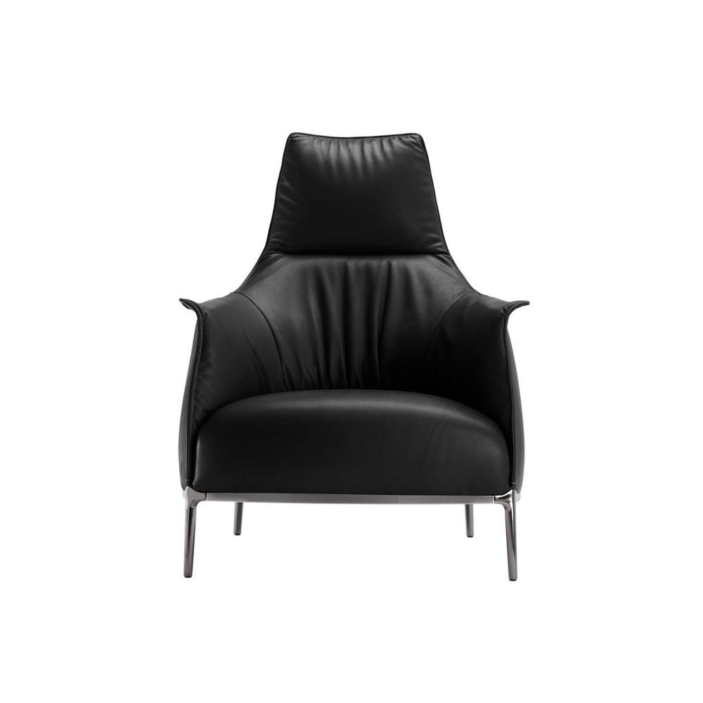 Buy the Poltrona Frau Archibald A Armchair at Nest.co.uk