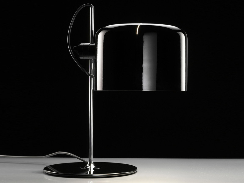 Buy The Oluce Coupe Table Lamp At Nest Co Uk
