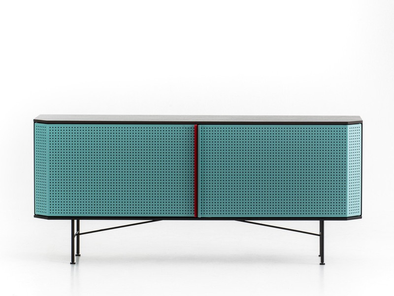Credenza Peru : Buy the diesel with moroso perf credenza at nest