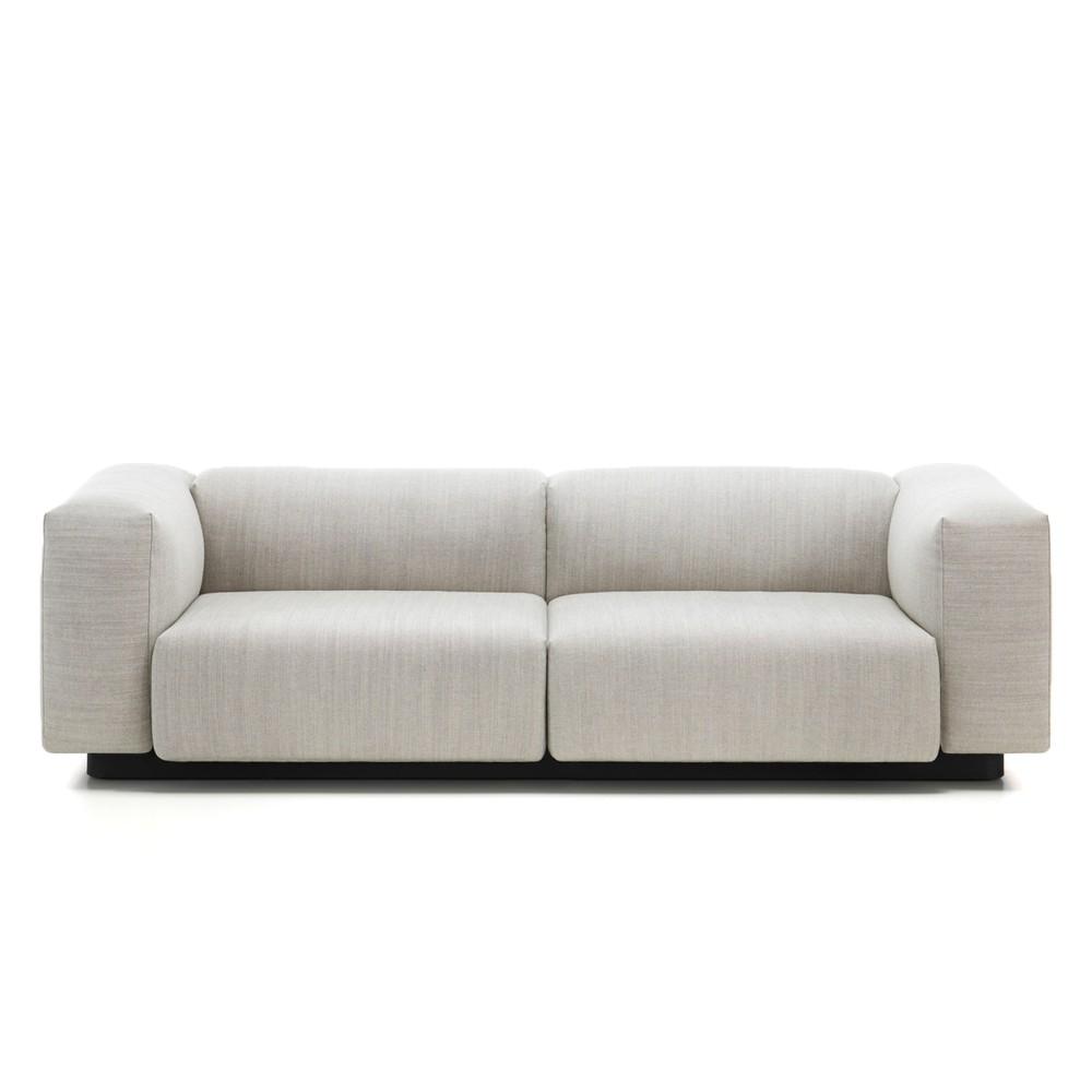 Cool Vitra Soft Modular Sofa Two Seater Creativecarmelina Interior Chair Design Creativecarmelinacom