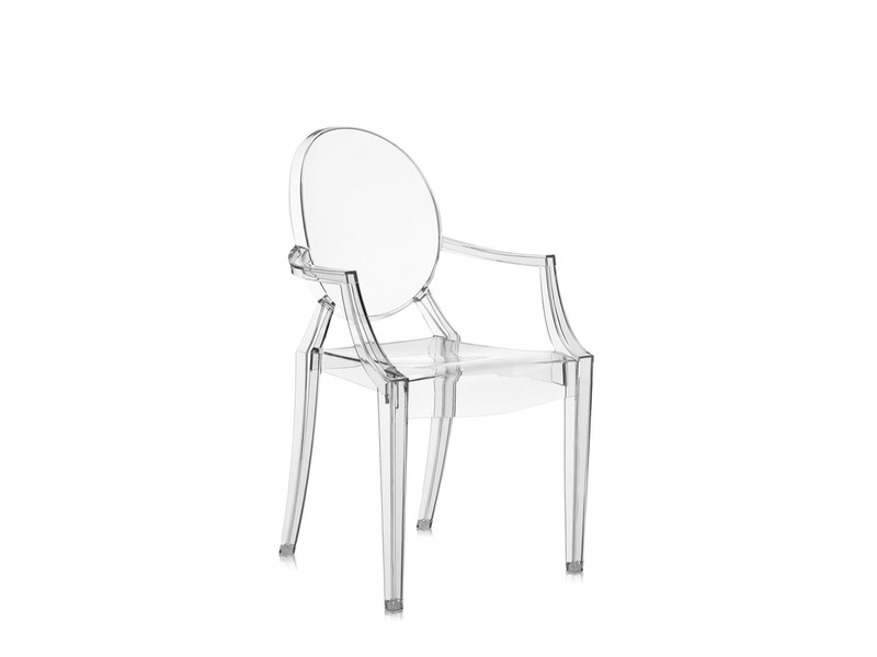 Buy The Kartell Lou Lou Ghost Chair At