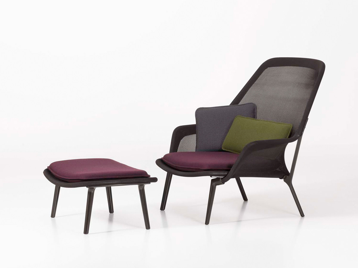 Buy the vitra slow chair at for Vitra outlet