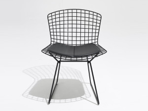 View Knoll Bertoia Outdoor Side Chair