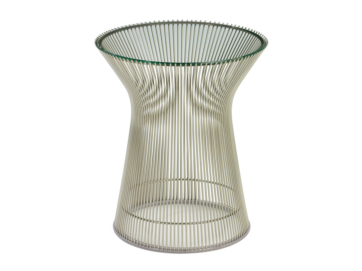 buy the knoll studio knoll platner side table at nestcouk - knoll platner side table