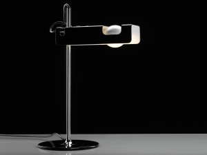 View Oluce Spider Table Lamp