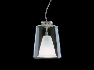 View Oluce Lanternina Suspension Light