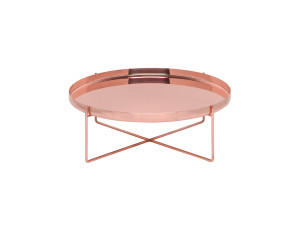 View E15 CM05 Habibi Side Table Copper