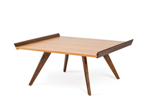 View Knoll Nakashima Splay-Leg Coffee Table