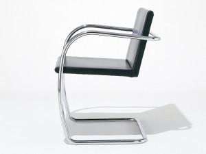 View Knoll Brno Tubular Side Chair