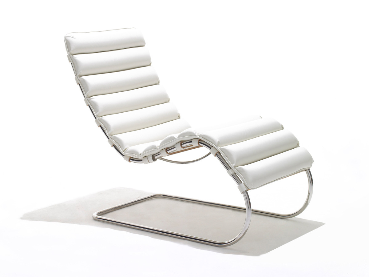 Buy the knoll studio knoll mr chaise longue at for Buy chaise longue