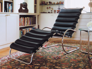 View Knoll MR Adjustable Chaise Longue