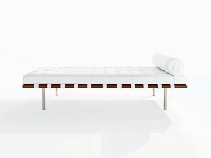 Modern chaise longues contemporary day beds at for Barcelona chaise longue