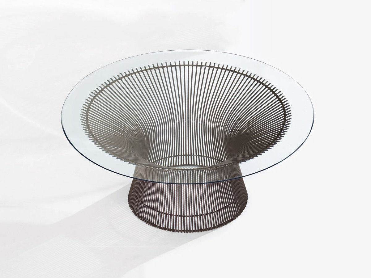 Buy the knoll studio knoll platner coffee table at for Warren platner coffee table