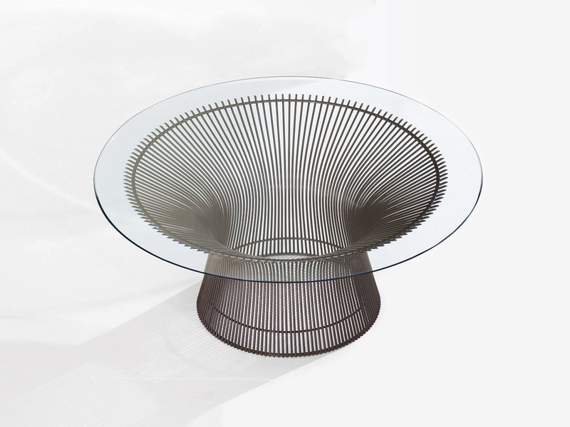 Buy the Knoll Studio Knoll Platner Coffee Table at Nestcouk