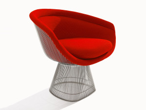 View Knoll Platner Lounge Chair