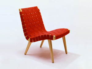 View Knoll Risom Lounge Chair