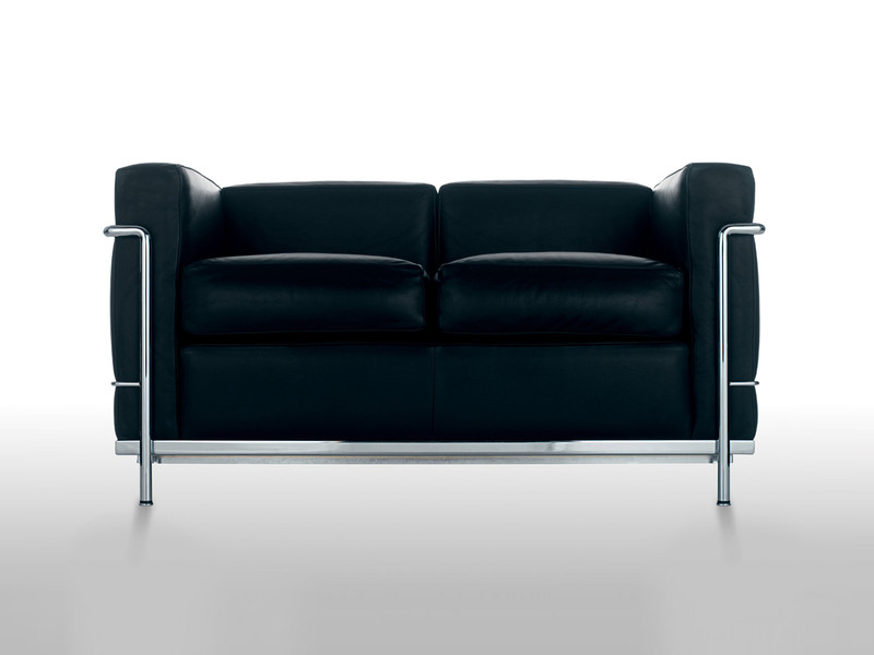 Cassina LC2 Two Seater Sofa