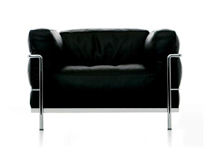 View Cassina LC3 Armchair