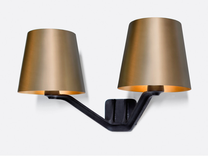 Buy the tom dixon base wall light at nest tom dixon base wall light mozeypictures Images