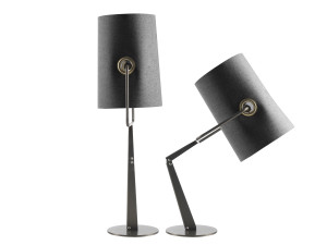 View Diesel with Foscarini Fork Table Lamp