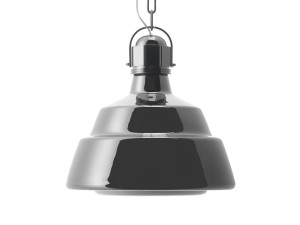 View Diesel with Foscarini Glas Suspension Light