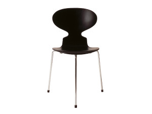 View Fritz Hansen Ant Chair with 3 Legs