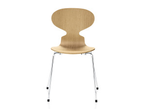 View Fritz Hansen Ant Chair with 4 Legs