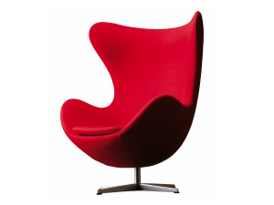 View Fritz Hansen Egg Lounge Chair - Fabric