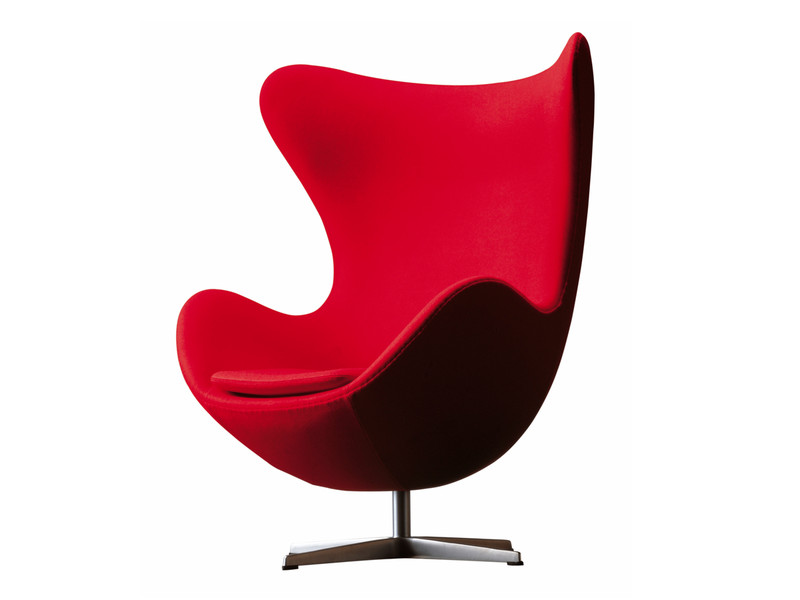 Fritz Hansen Egg Lounge Chair   Fabric