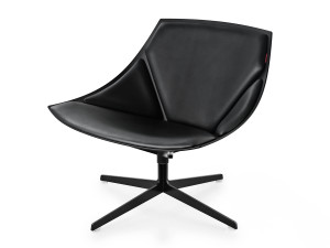View Fritz Hansen Space Lounge Chair