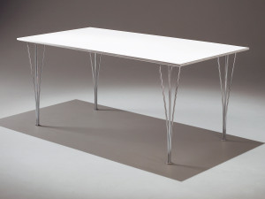 View Fritz Hansen Table Series - Rectangular