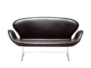 View Fritz Hansen Swan Sofa - Leather