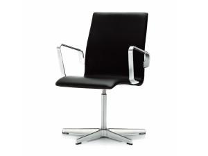 View Fritz Hansen Oxford Chair - Low Back