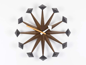 View Vitra Polygon Clock