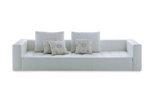 Zanotta 1242 Kilt Three Seater Sofa